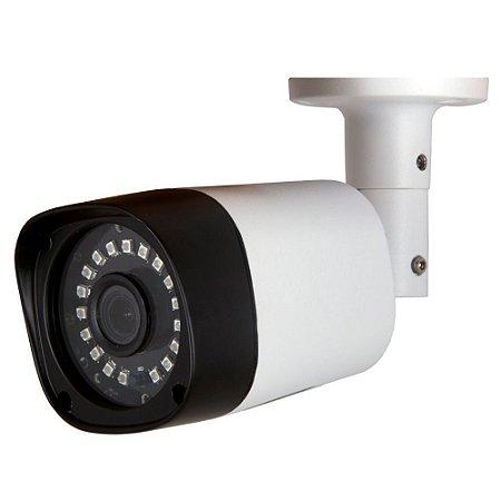Camera de Segurança Full HD 1080p 2Mp Ahd Infravermelho 25m
