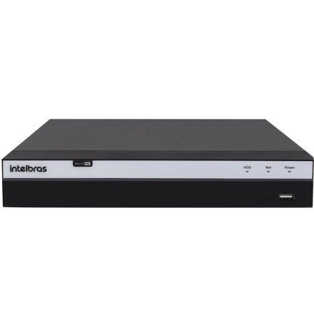 Dvr Intelbras 8 Canais 4k 8MP MHDX 5208 Ultra HD, Hdcvi, Ahd, Hdtvi, Analógico e IP