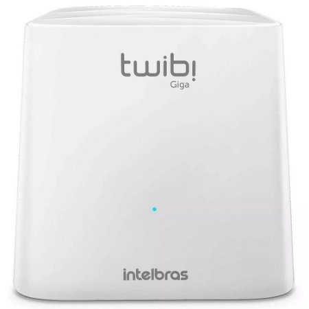 Roteador Wireless Mesh Twibi Giga Intelbras AC 1200 2,4 e 5Ghz