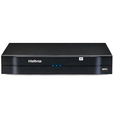 Nvr Intelbras 16 Canais Full HD 2MP para Camera IP, Onvif, Audio, Cloud, P2P NVD 1216
