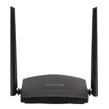 Roteador Wireless Intelbras 2 Antenas 300mbps, Ipv6, RF 301K
