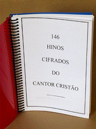 146 Hinos Cifrados do Cantor Cristão - Espiral