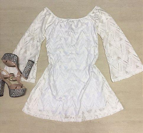 Vestido White Thassia