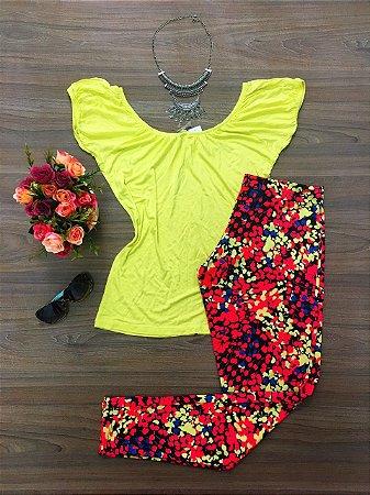 T Shirt Yellow