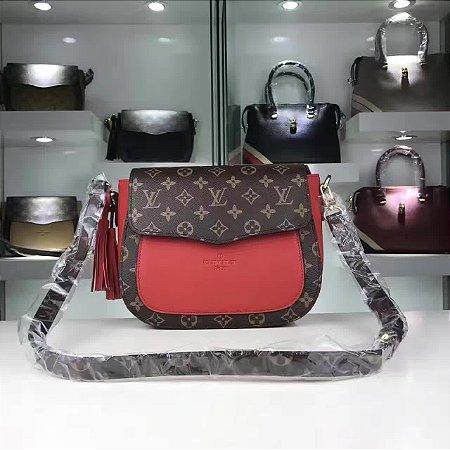 Bolsa Louis Vuitton Red
