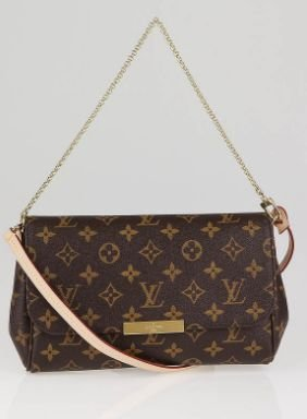 Bolsa Louis Vuitton Monogram Canvas Favorite