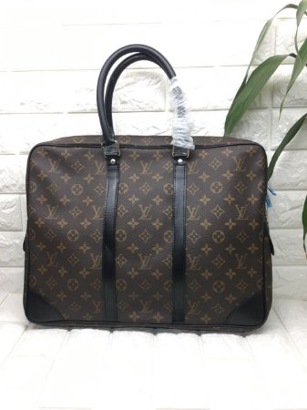 Bolsa Louis Vuitton Monogram Alça Black