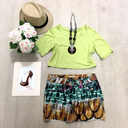 Cropped Verde bb