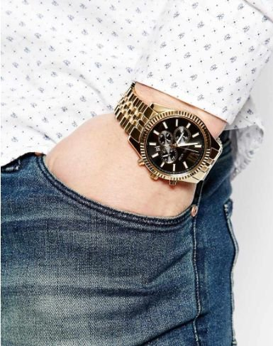 Relógio Mk8286 Original