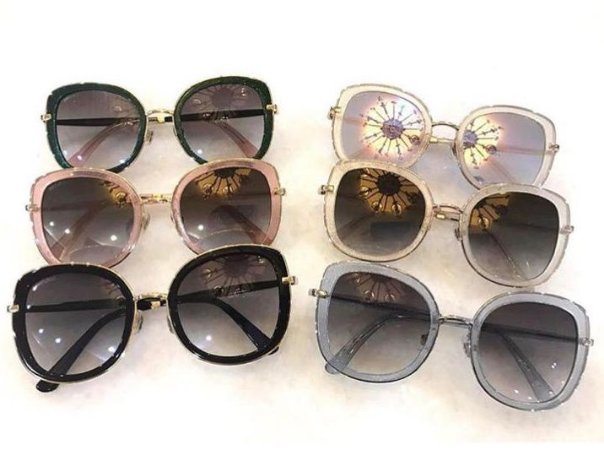 Óculos Glenn  Jimmy Choo