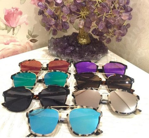 Óculos Dior Abstract
