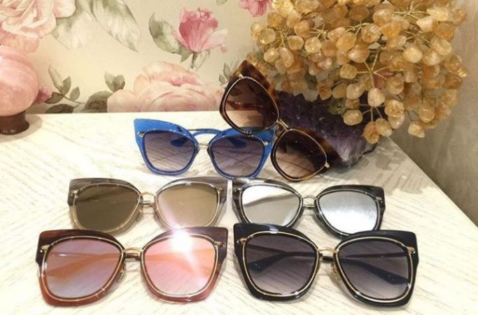 Óculos Dita Stormy