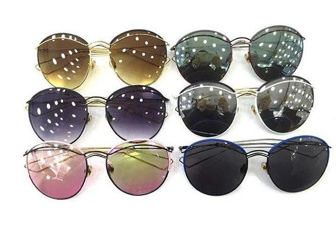 Óculos Dior Redondo