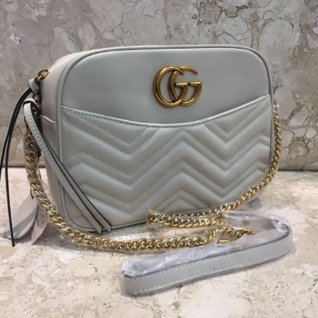 Bolsa Gucci Matelassê Quadrada