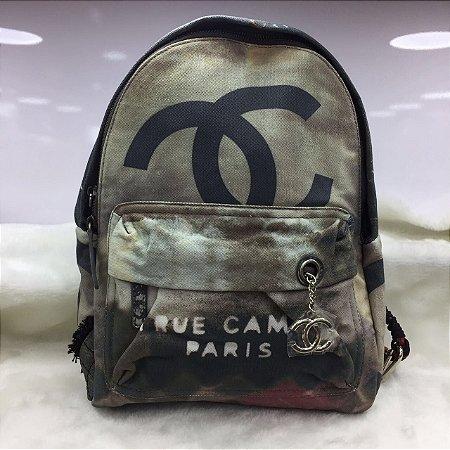 Mochila Paris Chanel