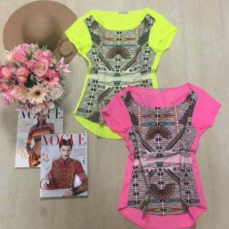 T-Shirt Morina Neon n