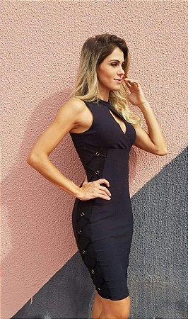 Vestido Dress Midi Miss & Misses