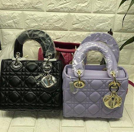 Bolsa Dior Lady Mini