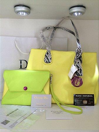 Bolsa Yellow Dior