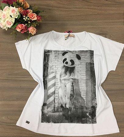 T-Shirt Panda Blessed