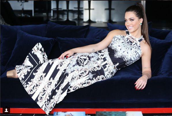 Vestido Longo Miss & Misses By Flavia Pavanelli