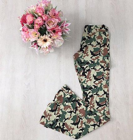 calça Seda Militar