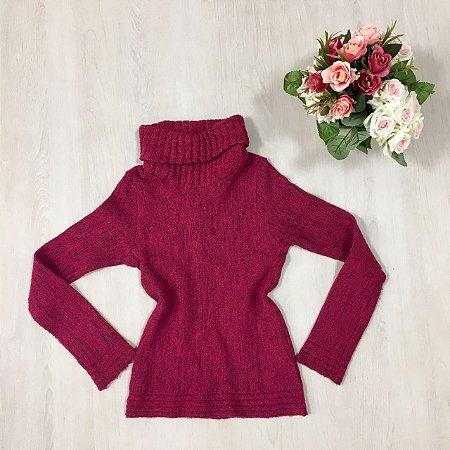 Suéter Pink Queimado