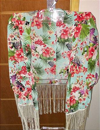 Kimono Egoiste Flores