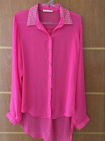 Camisa Pink  Hush
