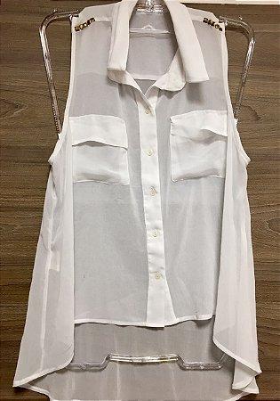 Camisa Regata Off Lally