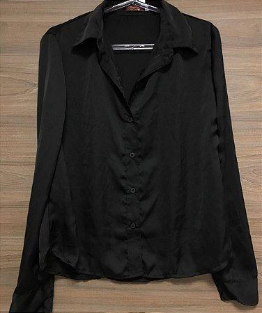 Camisa Black Bonequinha