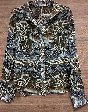 Camisa Luxo Bonequinha