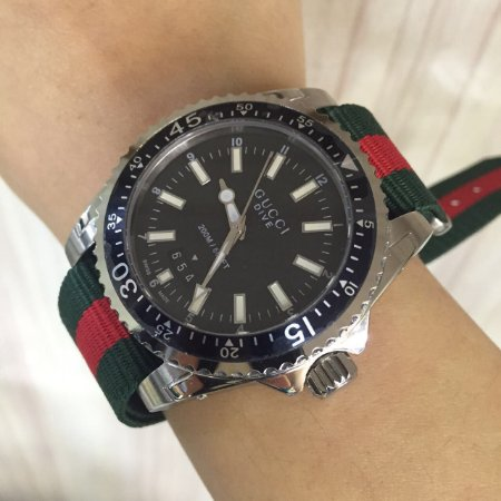 Relógio Gucci Dive