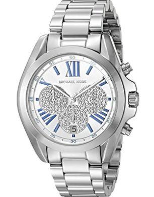 Relógio Mk6320 Prata Original