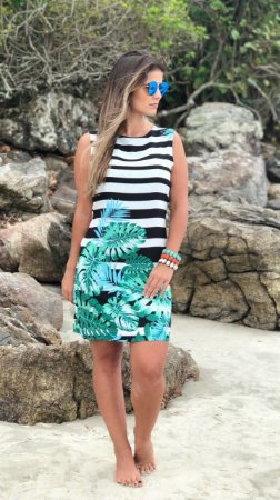 Vestido Kayllaine M.a