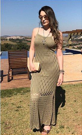 Vestido Longo Rafaela