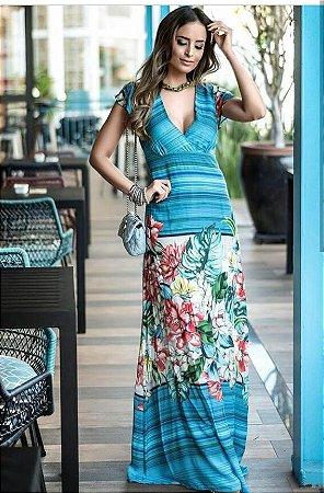 Vestido Longo Lara M.A