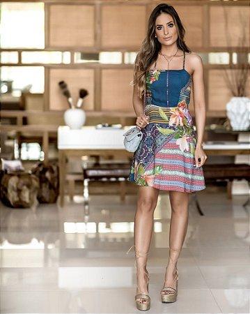 Vestido Floral Kelly M.A