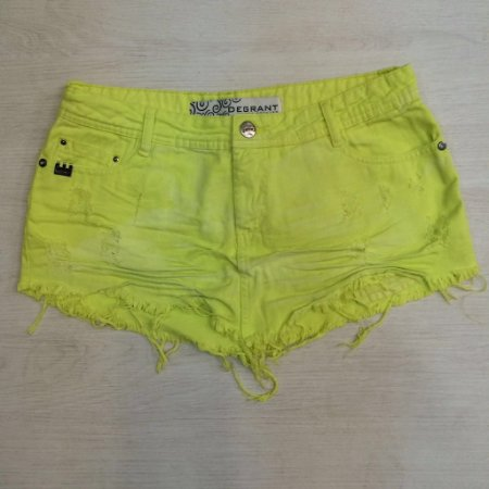 Saia Jeans Color Degrant