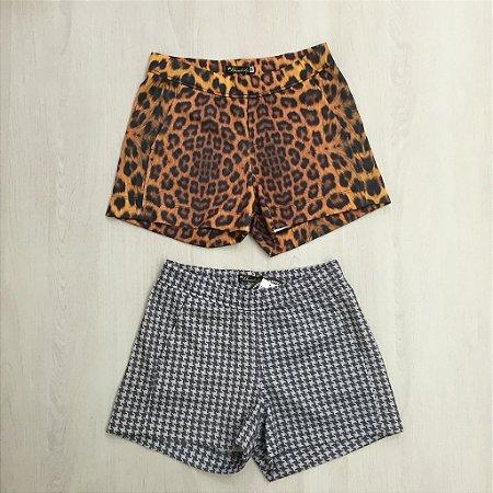 Shorts Mariah de Neoprene