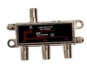 Chave Divisora 3x1 TeleSystem