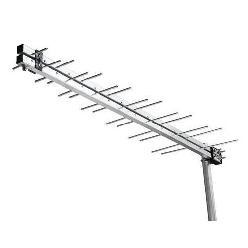 Antena Digital Externa Uhf Lp5000 Log 38 Elementos Primetech