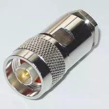 Conector Coaxial Tipo N-macho