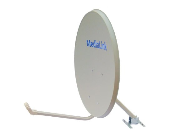 Antena Offset Banda Ku de 60 Cm Medialink
