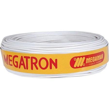 Cabo Coaxial RG59 95% de Malha Megatron