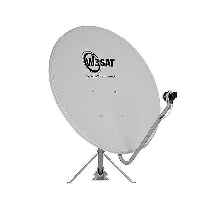 Antena DTH Offset Banda KU de 75 cm W3SAT