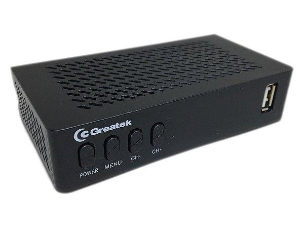 Conversor e Gravador Digital Terrestre G200 Greatek