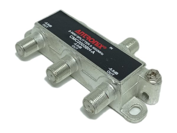 Chave Divisora de Sinal Baixa Frequência 3x1 5-1000 Mhz