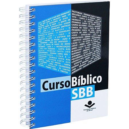 Curso Bíblico SBB