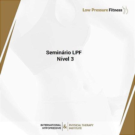 Seminário Prático LPF Nível 3